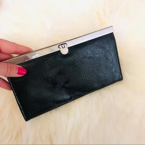 Handbags - Patent Mini Clutch